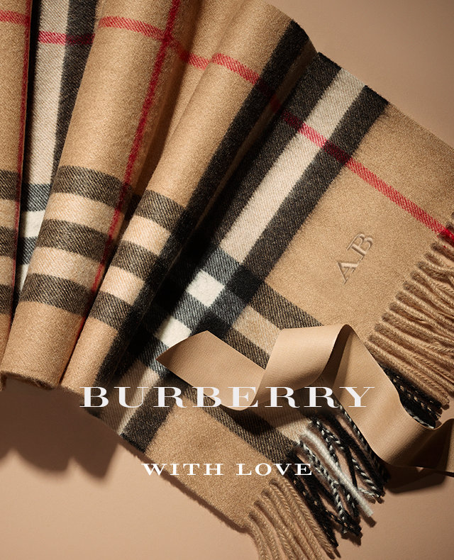 BURBERRY -- WITH LOVE