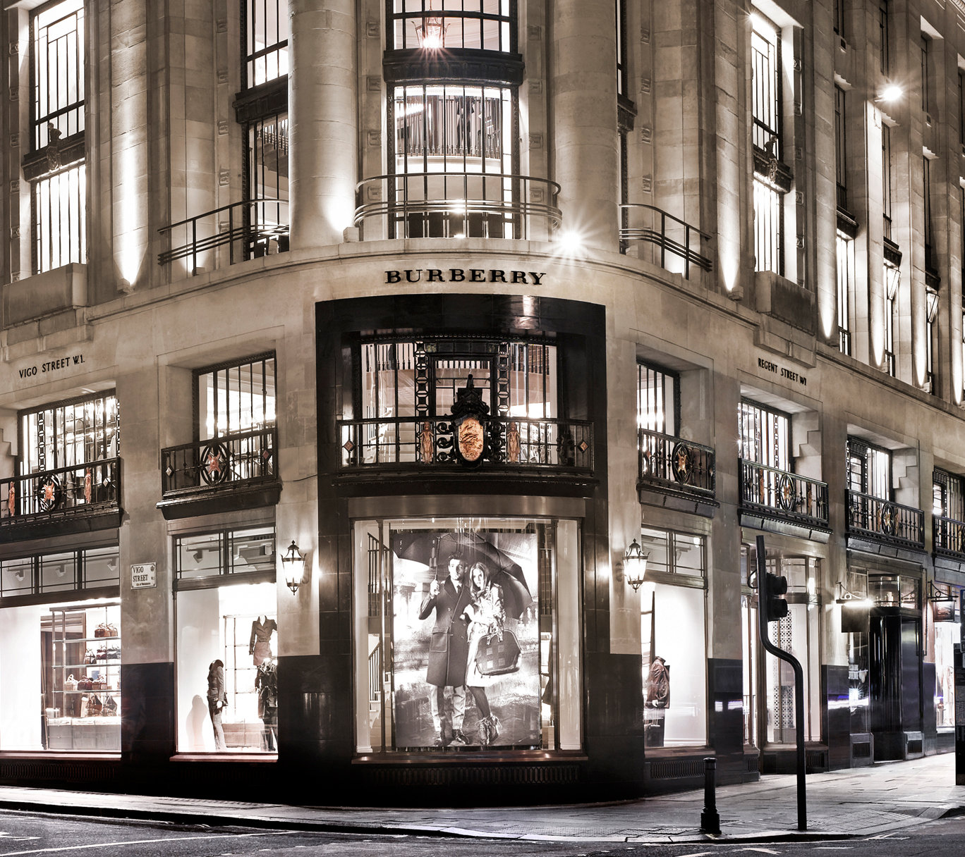INTRODUCING 121 REGENT STREET  
