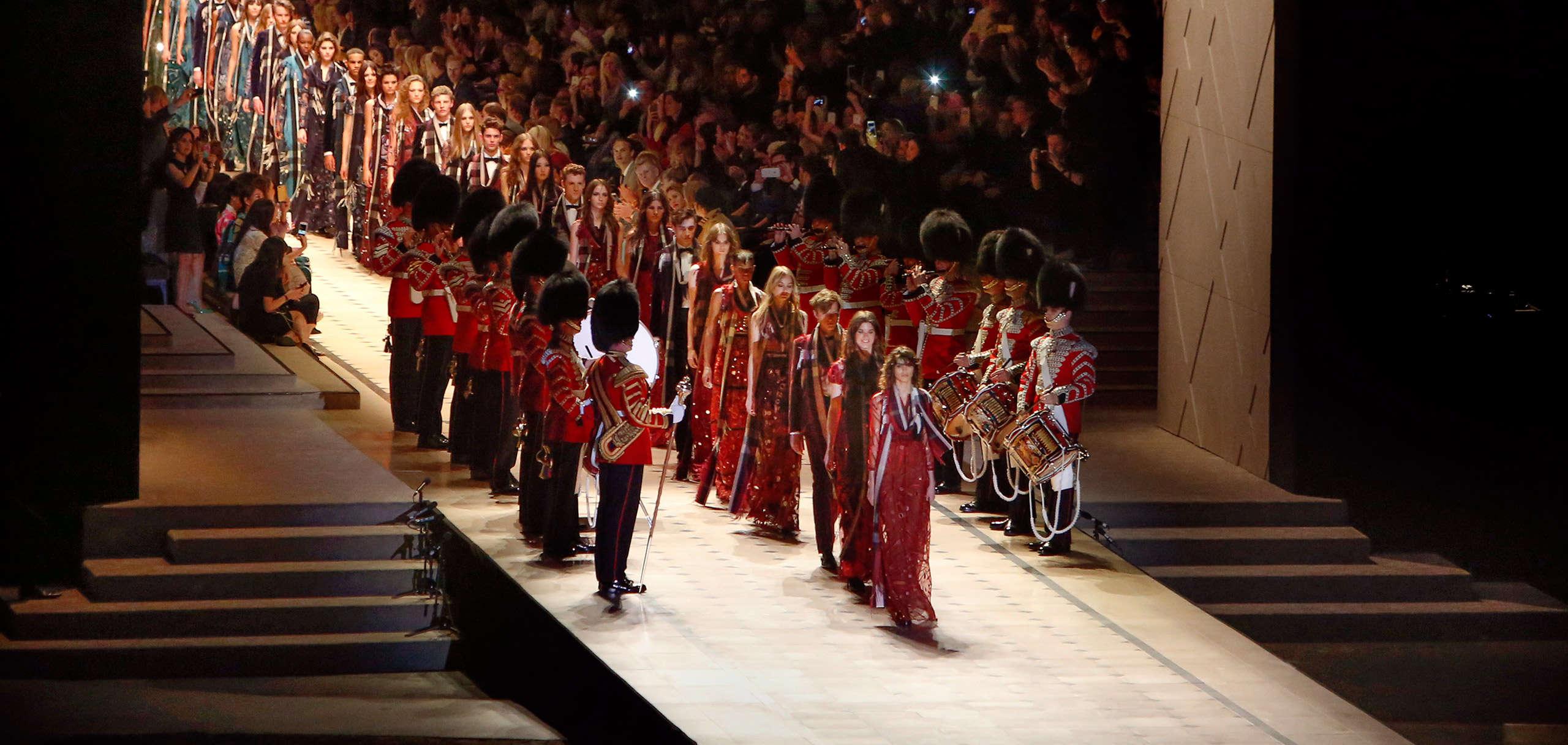 London in Los Angeles Ein wahrhaft britischer Abend mit Musik und Mode